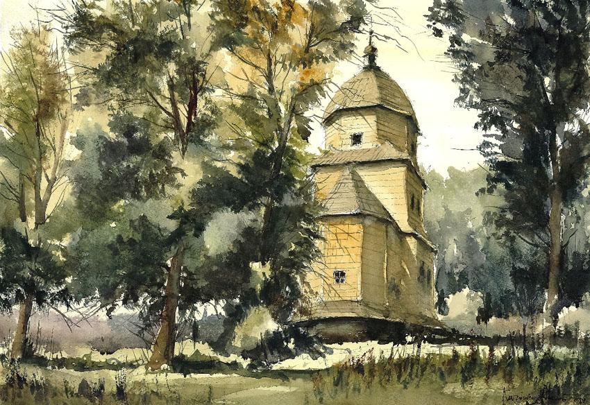 Cerkiew w Korczminie