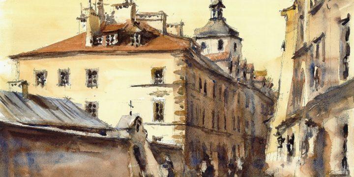 Lublin, ulica Jezuicka