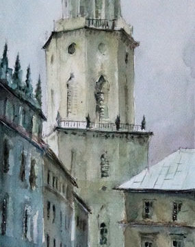 Wieża Trynitarska w Lublinie